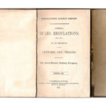 North-Eastern-Rly-Rule-Book-1854-cover