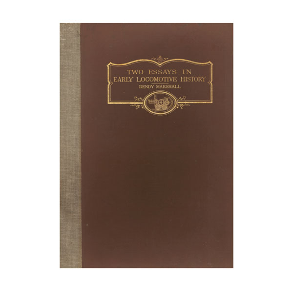 photo relating to Printable Company Limited titled 2 Essays inside of Early Locomotive Historical past, as a result of C.F. Dendy Marshall, The Locomotive Putting up Business Constrained 1928 [book]